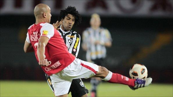 BBC - Tim Vickery  Brazil s temperamental fans f60aa7085d51a