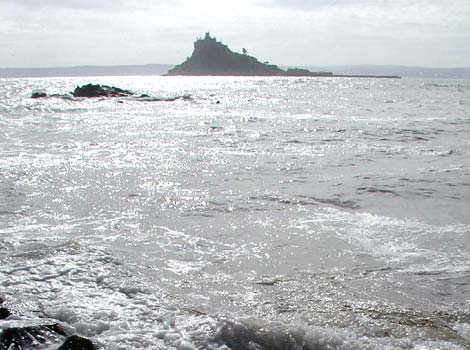 St Michael's Mount by Colin Ward