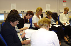 Image: The CSV Ipswich Reading Group