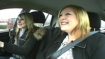 everyday speaker julie craig during a driving lesson