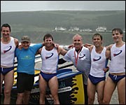 Men's winners, Porthtowan Blue Bali