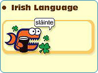 Pic: Irish Language