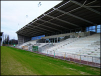 Stand at New Meadow