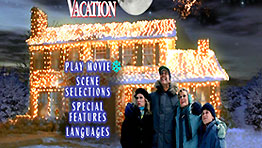 Bbc Films National Lampoon S Christmas Vacation Dvd