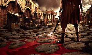 Rome - coming soon on BBC TWO