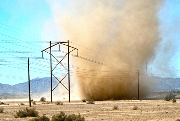 Dust Devil Power: The Energy of Swirling Wind ...Dust Devil Tornadoes