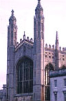 Photgraph showing King's College Chapel