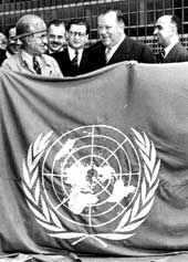 A history of the establishing of the league of nations after world war one