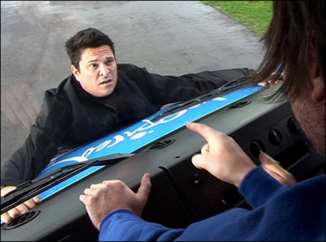 Dom Joly - Wroughton Science Museum