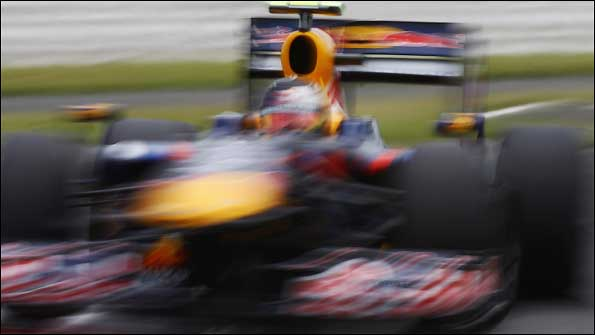 BBC Sport's fuel-adjusted Turkish GP grid confirms Red Bull's dominance