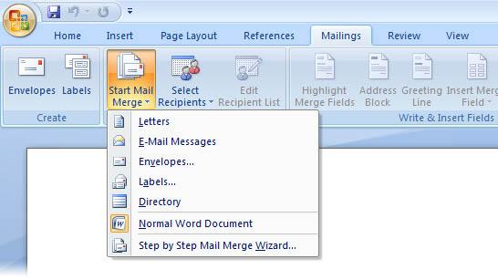 Bbc Gcse Bitesize Mail Merge