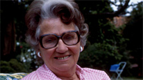Clean Up TV campaigner Mary Whitehouse