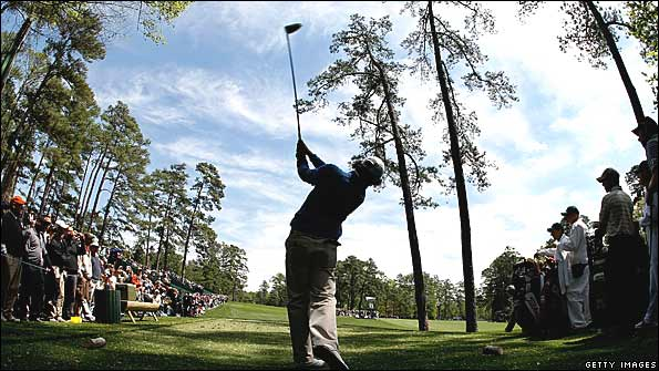 Rory McIlroy, Augusta, Preview Day One