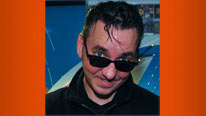Singer-songwriter Richard Hawley