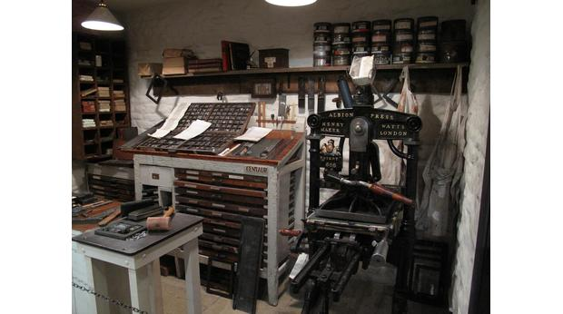 bbc a history of the world object printing press