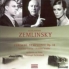 Review of Lyrische Symphony op 18