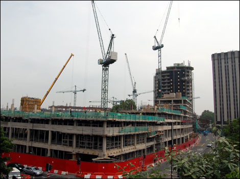 Broadmead/Cabot Circus: June 2007