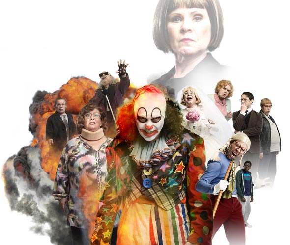 Psychoville Series 2 characters