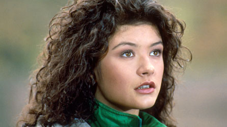 Catherine Zeta Jones in BBC play Out of the Blue (1991)