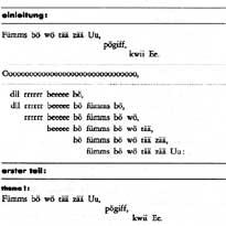 Ursonate kurt schwitters pdf free