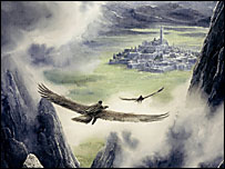 BBC - Devon - People - Alan's return to Middle Earth