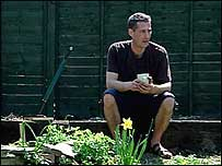 Robin Shelton on allotment