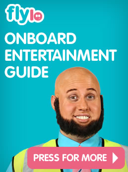 Onboard entertainment guide