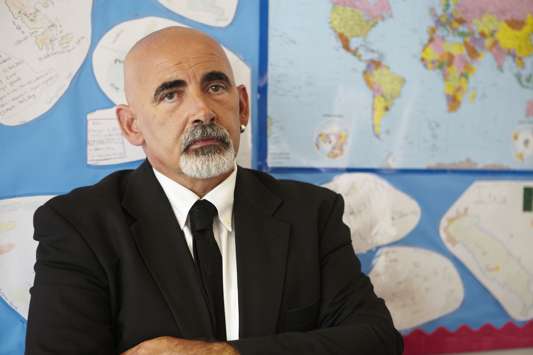 Dylan Wiliam at Hertswood School