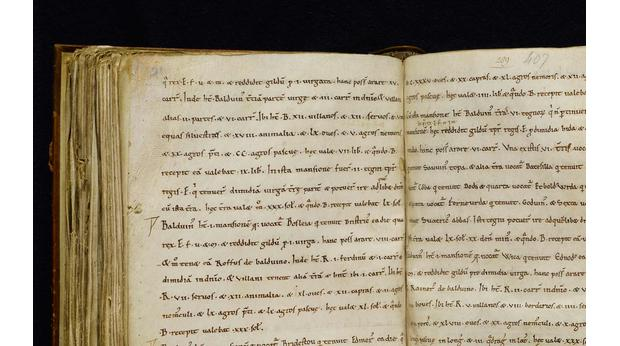 The Exon Domesday Book