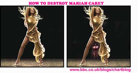 How To Destroy Mariah Carey