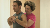 Training: Edwina Currie and Vincent Simone
