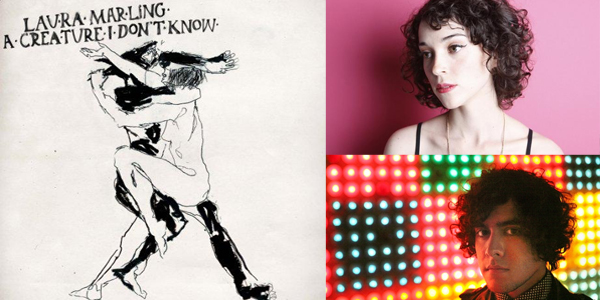 Now Streaming - Laura Marling, Neon Indian, St Vincent
