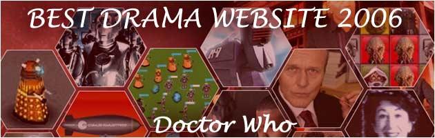 BBC - Drama - Best of 2006 - Best Drama Website