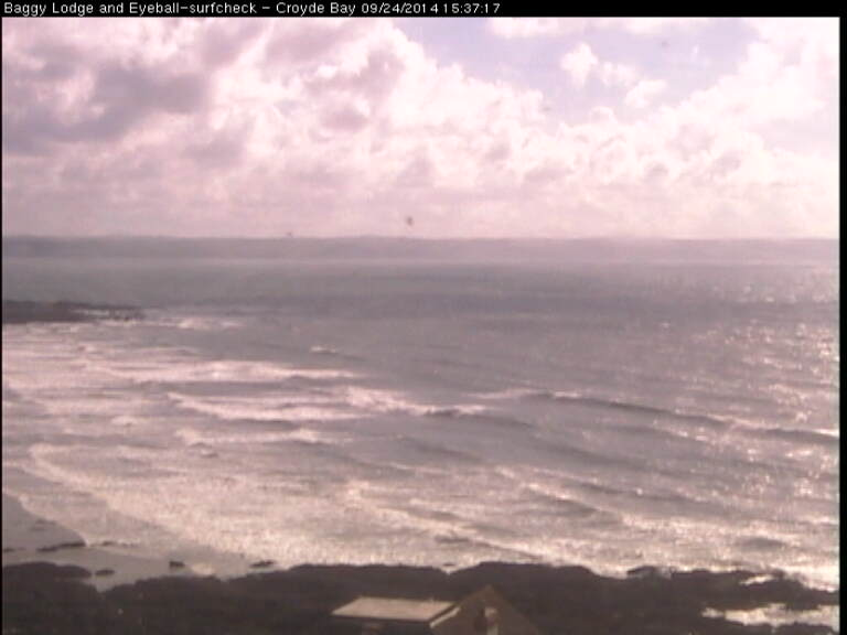 Croyde Beach Webcam