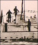BBC Inside Out - U-Boats