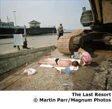 The Lst Resort by Martin Parr