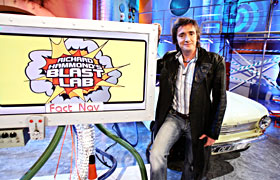 Richard Hammond presents a new science-based game show for children