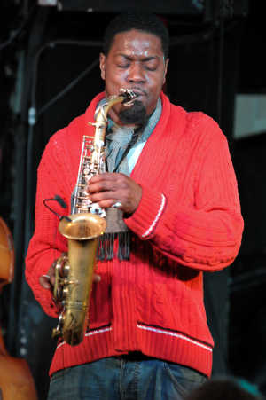 Soweto Kinch Photo: Getty Images