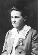 Photo of Millicent Fawcett