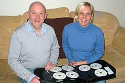 Kirsten O'Brien shares her tips for advanced CD and DVD filing with JP Devlin