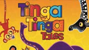 Tinga Tinga on CBeebies