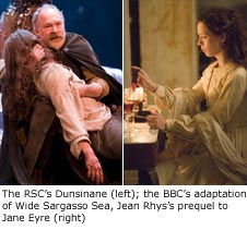 Dunsinane and Wide Sargasso Sea
