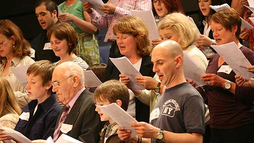 BBC - Sing - Find a Choir