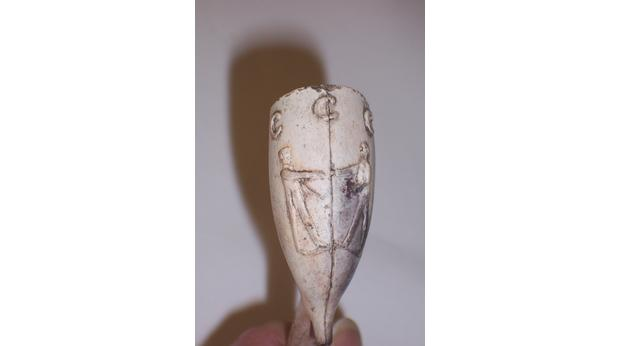CLAY PIPE