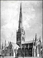 Salford Cathedral (c) Manchester Image Archives