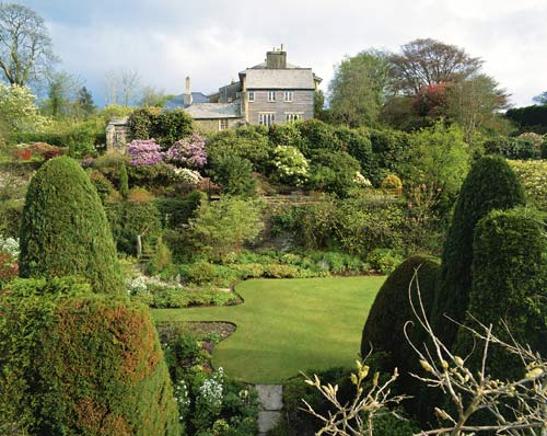 The Garden House at Buckland Monachorum
