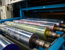 What is Offset Lithography used to make?