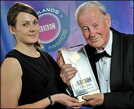 Kelly Sotherton and Gerry Thain