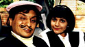 Kulvinder Ghir and Nina Wadia as the Kapoors