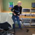 Paul hates mess and found time to vacuum the studio. (In case you're wondering, he doesn't get any extra money for this!)